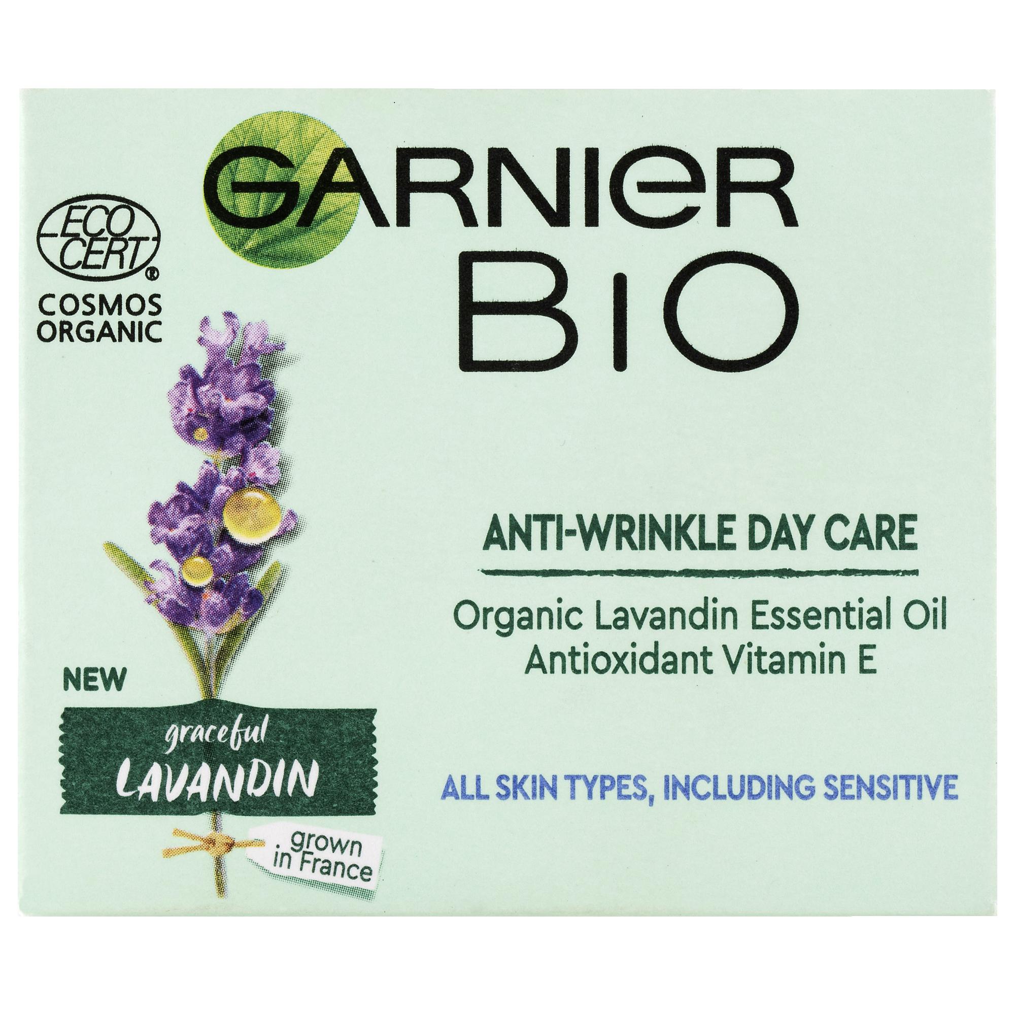 Gar Bio levendula öregedésgátló nappali krém 50 ml..