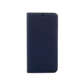 Cellect Huawei Y5 (2019) kék flip oldalra nyíló tok