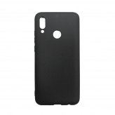 Cellect Huawei P Smart (2019) fekete szilikon hátlap