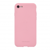 Hana Huawei Y5 matt pink szilikon hátlap