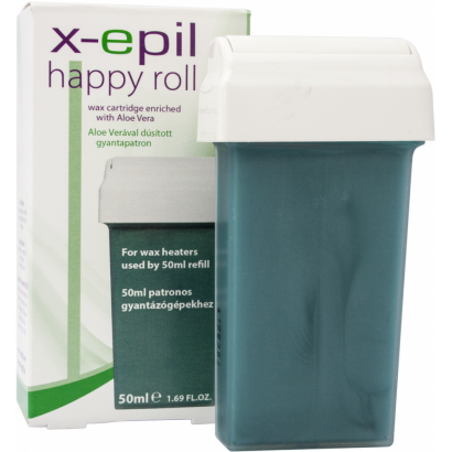 Liposoluble Wax with Aloe Vera Refill for Happy Roll