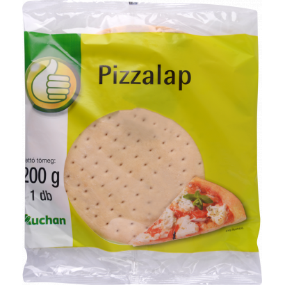 Tuti Tipp pizzalap 200 g