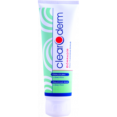 CLEARODERM Daily Cleansing Scrub 125 ml