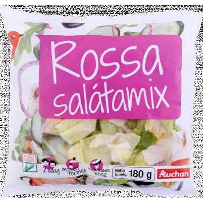 Auchan Rossa salátakeverék 180 g