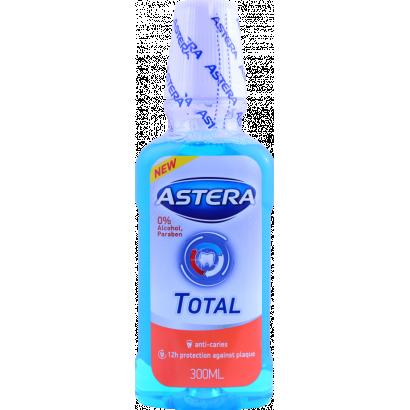 Astera mouthwash Total+ Active 300ml