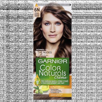 Garnier Color Naturals 6N természetes sötétszőke hajfesték