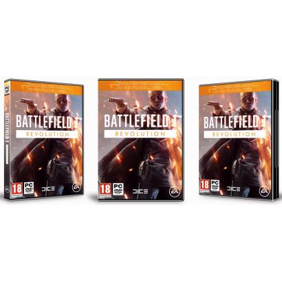 BATTLEFIELD 1 REVOLUTION EDITI