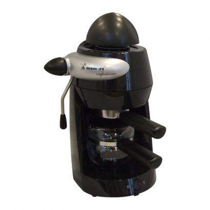 Momert 1160 Capriccio fekete eszpresszó kávéfőző