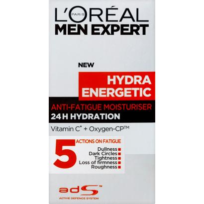 L'Oréal Paris Men Expert Hydra Energetic hidratáló 50 ml