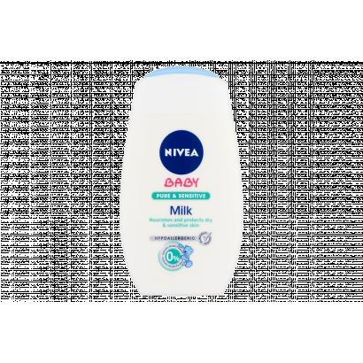 NIVEA Baby Pure & Sensitive Milk 200 ml