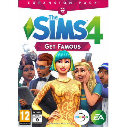 PC THE SIMS 4 GET FAMOUS (EP6)