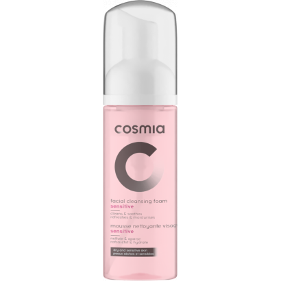 Cosmia face cleaning sensitive 150 ml