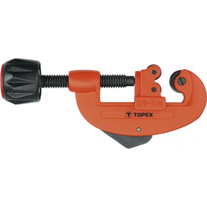"""Topex Csővágó, 1/8-1.1/4"""" (3-32 mm) CU-AL"""