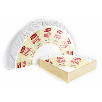 Brie Frenchi wheel cheese ,FT/KG
