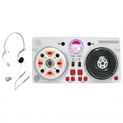 One Two Fun My MP3 DJ mixer szett