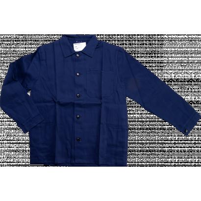 Munka kabát, kék, M-es