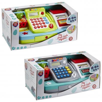 One Two Fun Elektromos pénztárgép (többféle)