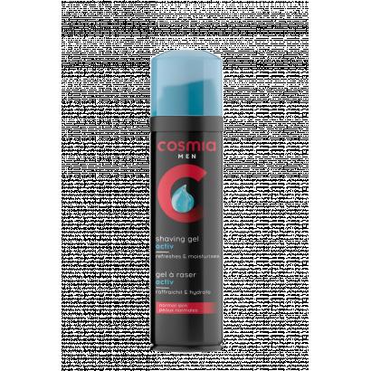Cosmia men borotvagel aktív 200  ml