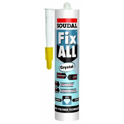 Soudal Fix All Crystal, 290 ml