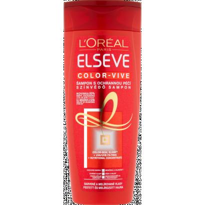 L'Oréal Paris Elseve Color-Vive ápoló sampon festett hajra 250 ml
