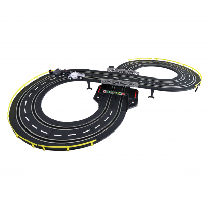 Speed racer 8 shape 232 cm racing set