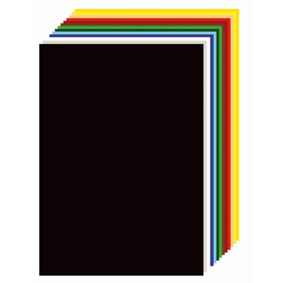 Herlitz Barkácskarton kétoldalas 50x70 cm fehér 300g