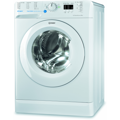 Indesit BWSA 61052 W EU frontloader washing machine