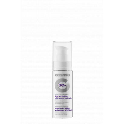COSMIA FIRMING SERUM  /  /  FIRST WRINKLES / all skin types / AGE 30 + / 30 ML