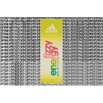 Adidas Fizzy Energy női eau de toilette 50 ml