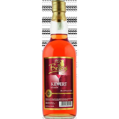 Beregi liqueur mix 0.5 25%