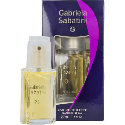 Gabriela Sabatini Classic Eau de Toilette 20 ml