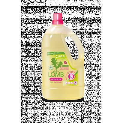 Zöldlomb ÖKO Citrus liquid detergent concentratum 3 l