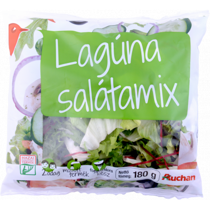 Lagúna mix, fresh salad, washed, ready to eat
