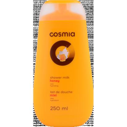 Cosmia milk honey shower gel 250 ml