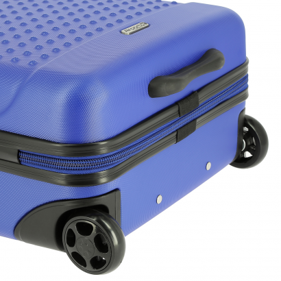 AIRPORT BASIC RIGID ABS 2W CABIN BLUE