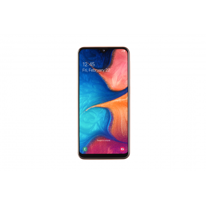 SamsungGalaxy A20e 32GB DS A202FMobiltelefon - Coral