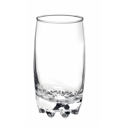 GALASSIA thumbler glass 41 cl 3 pcs