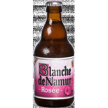 Blanche de namur sör rosée 330 ml