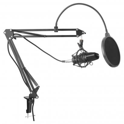YENKEE YMC 1030 STREAMER asztali mikrofon szett