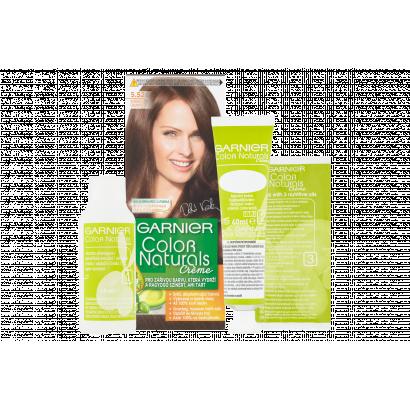 Garnier Color Naturals Creme 5.52 Gesztenye tápláló tartós hajfesték