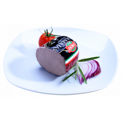 Orsi libamájas - pultos