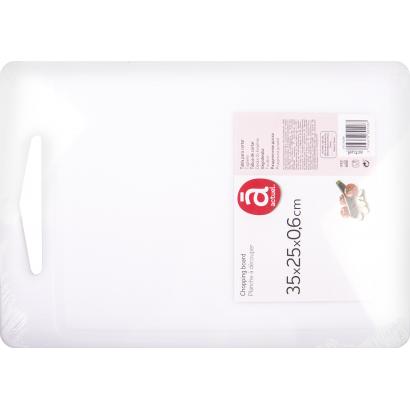 ACT PLASTIC CUTTING BOARD 35 X 25 X 0.6 CM