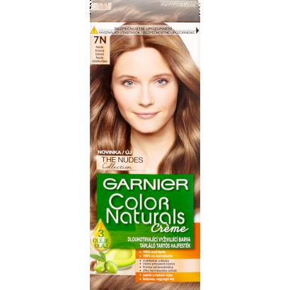 Garnier Color Naturals Creme 7N Természetes Szőke tápláló tartós hajfesték