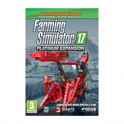 PC Farming Simulator 17 Pl.Ex