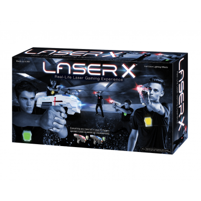 Laser-X Dupla csomag
