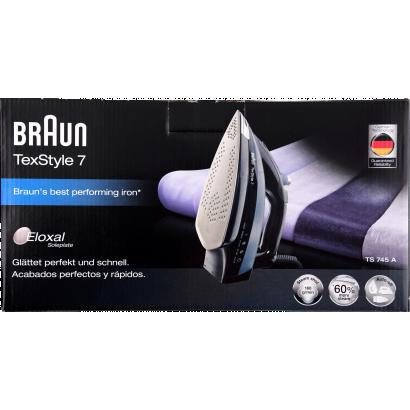 Braun TS-745A Steam iron