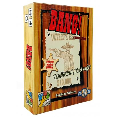Bang! Társasjáték