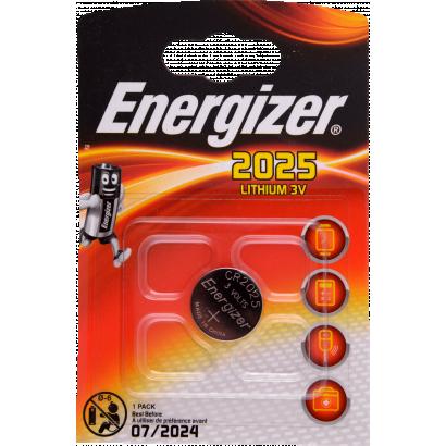 ENERGIZER CR2025 FSB1
