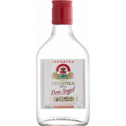 Don angel tequila 38% 200ml