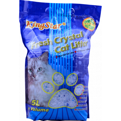 Kingstar silicone litter 5 l